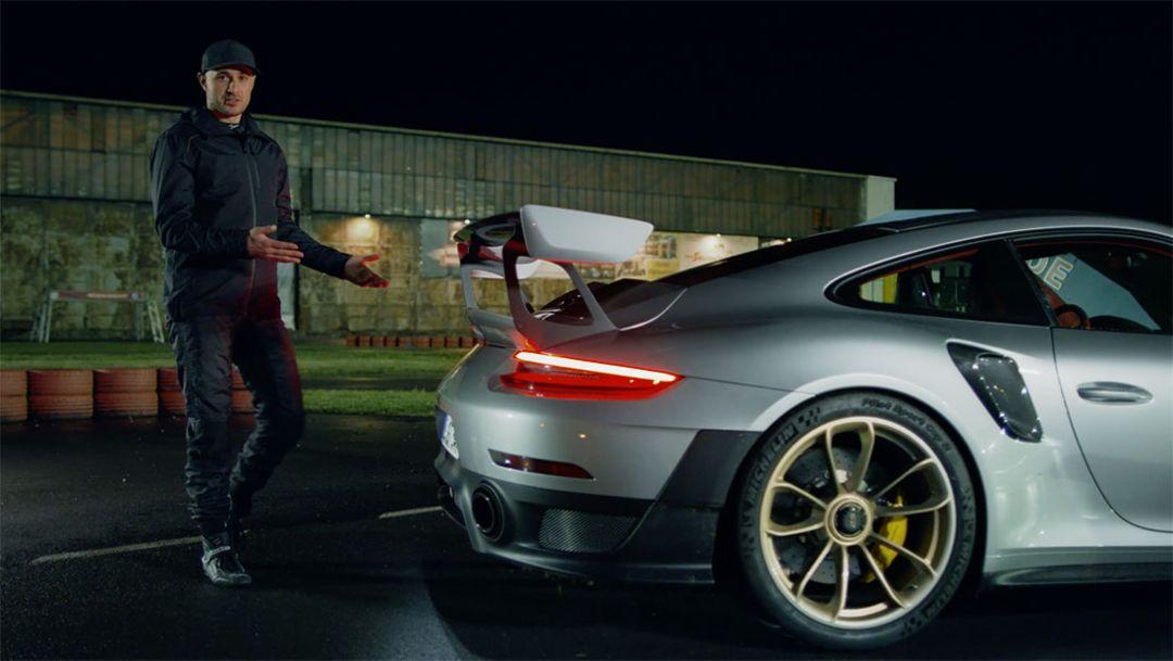 Lars Kern, 911 GT2 RS, 2018, Porsche AG