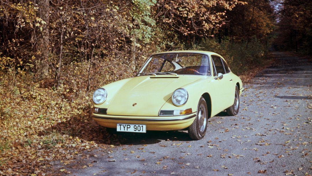 Typ 901-Prototyp, 1963-1964, 2017, Porsche AG