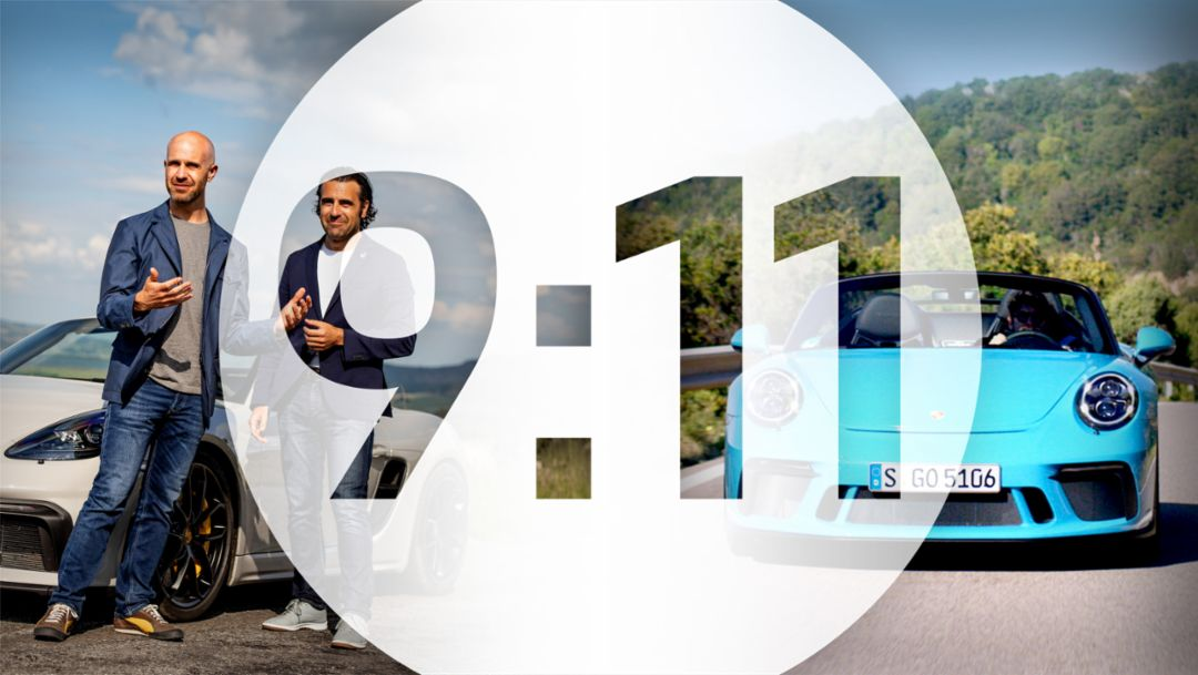 9:11 Magazin, Episode 13: Porsche-DNA