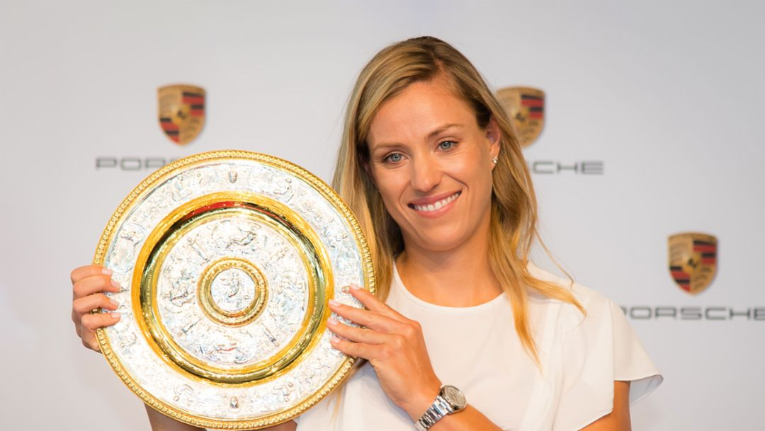 "Angelique Kerber: ""I want to successfully defend my Wimbledon title"""