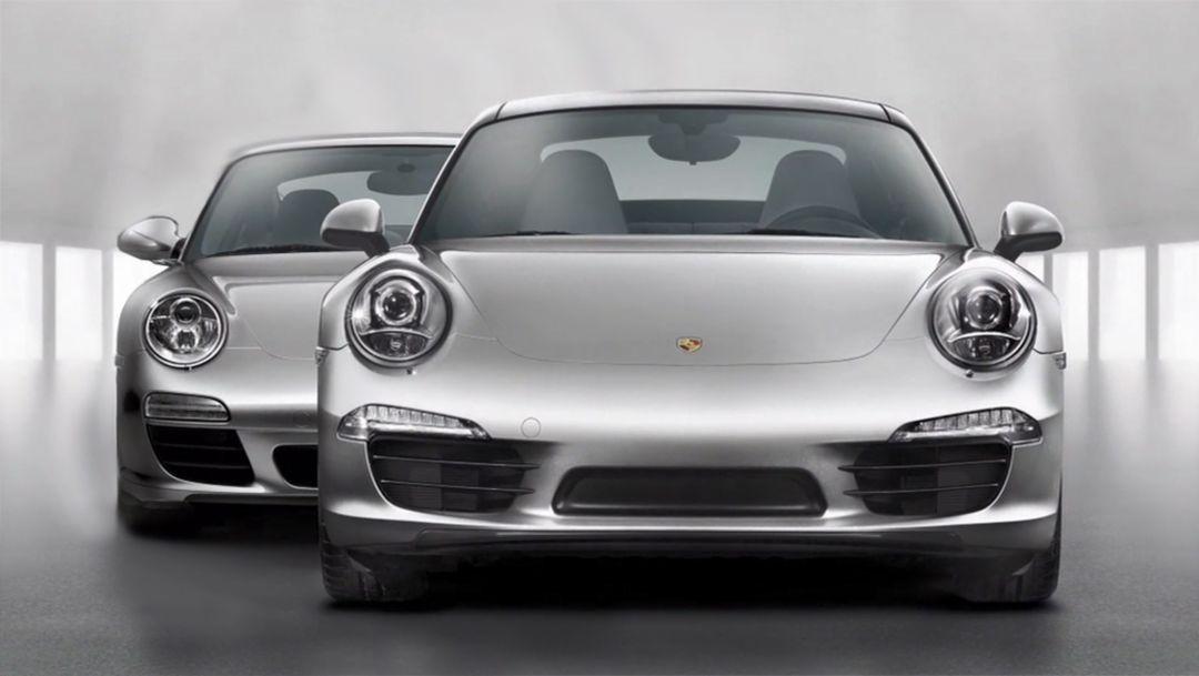 AutoBILD TÜV-Report 2019: Gesamtsieg für Porsche 911