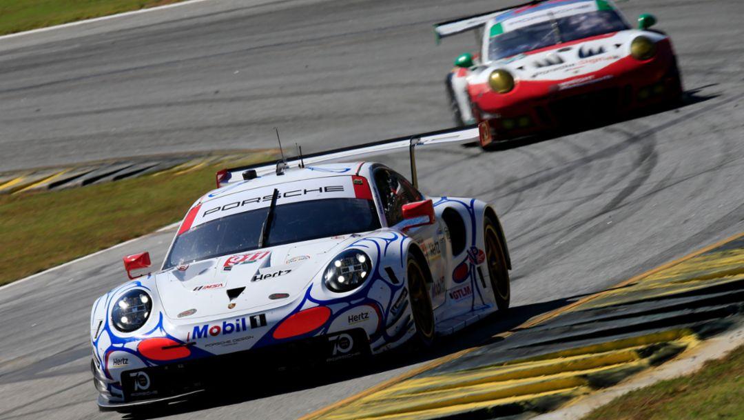 911 RSR, IMSA WeatherTech SportsCar Championship, Braselton, 2018, Porsche AG
