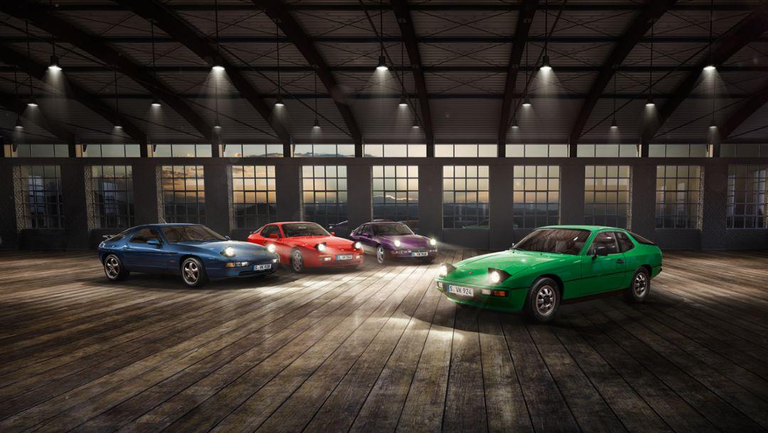 Porsche Transaxle models, 2016, Porsche AG