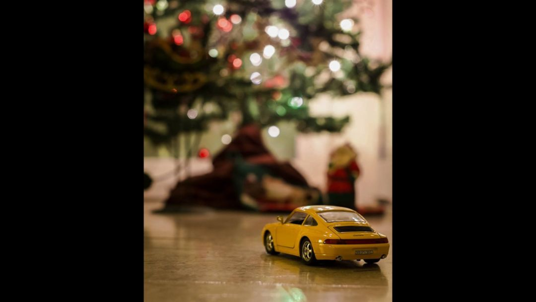 Porsche 911LND ChristmasContest 2015 Platz 3