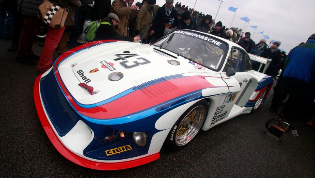 """Porsche 935/78 """"Moby Dick"""", Goodwood Members' Meeting, 2018, Porsche AG"""