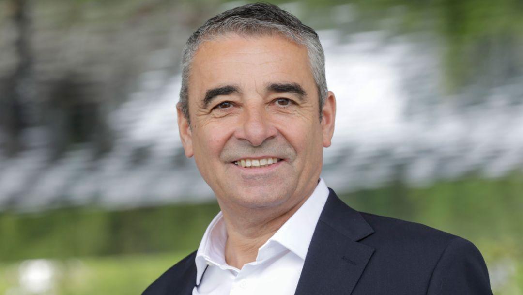 Thomas Keicher, geschäftsführender Gesellschafter Cetitec, 2019, Porsche AG