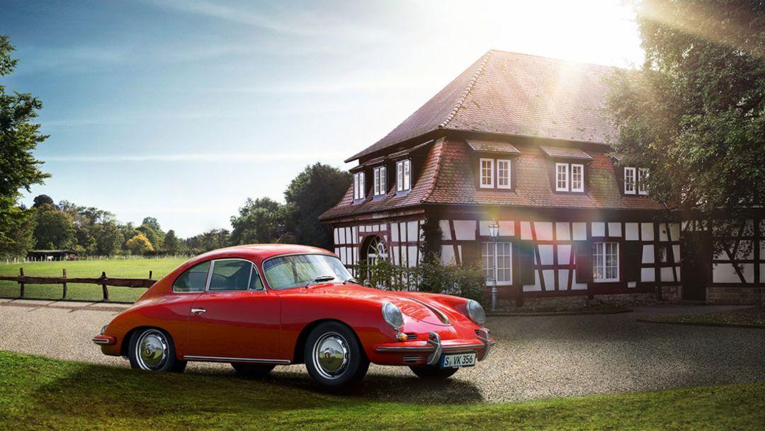 Porsche 356, 2017, Porsche AG