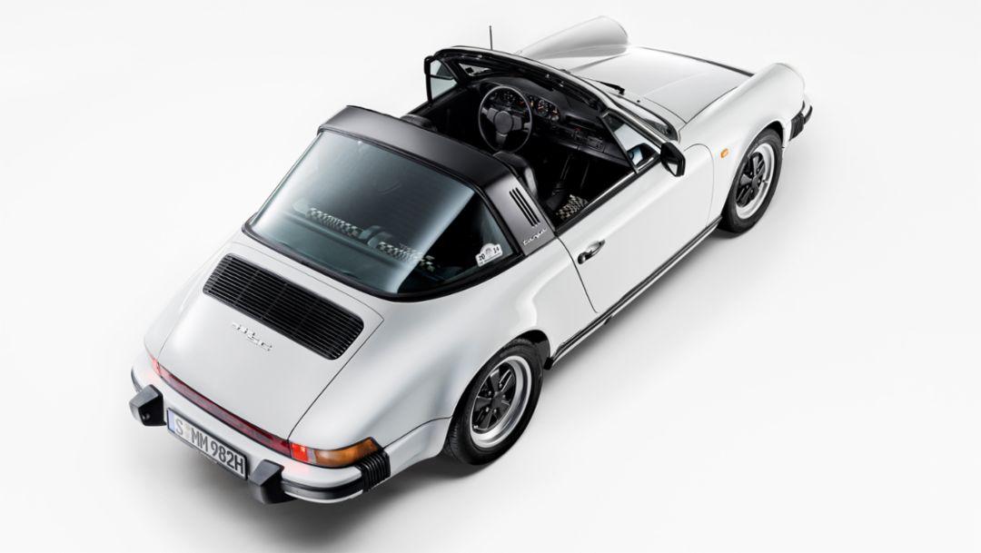 Porsche 911 Targa, G-Serie (1974–1989), Porsche AG