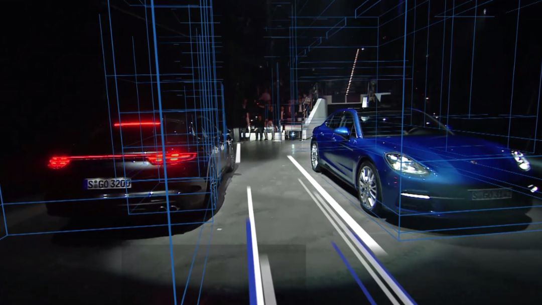 World premiere of the new Porsche Panamera - The highlights