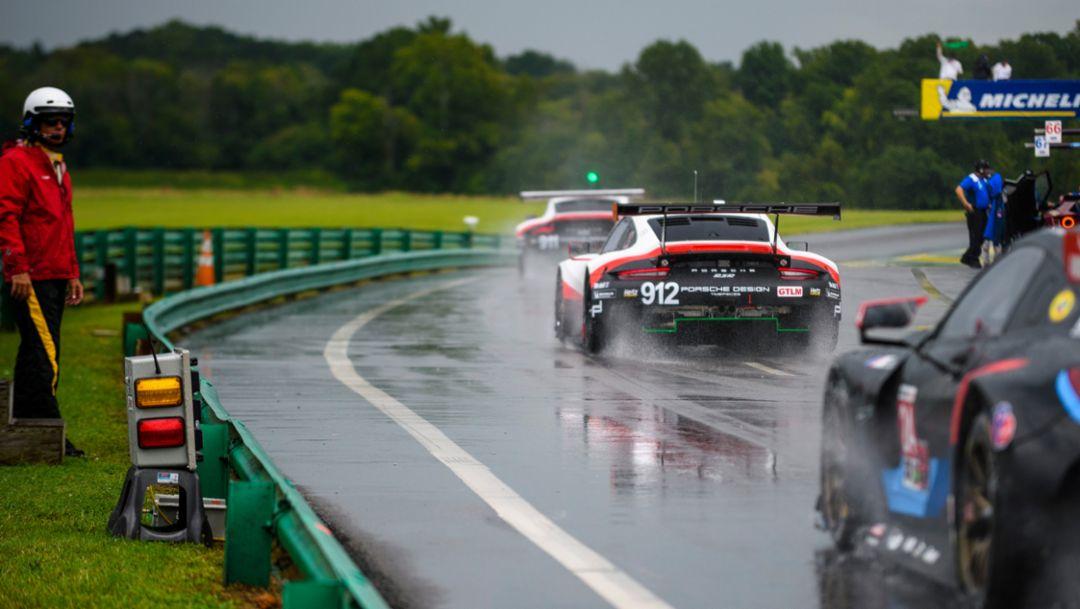 911 RSR (911), IMSA WeatherTech SportsCar Championship, round 9, race, Danville, 2018, Porsche AG