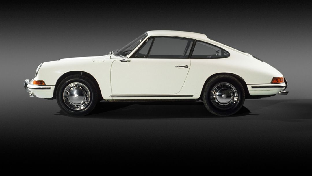 The seven generations of the Porsche 911: Part 1