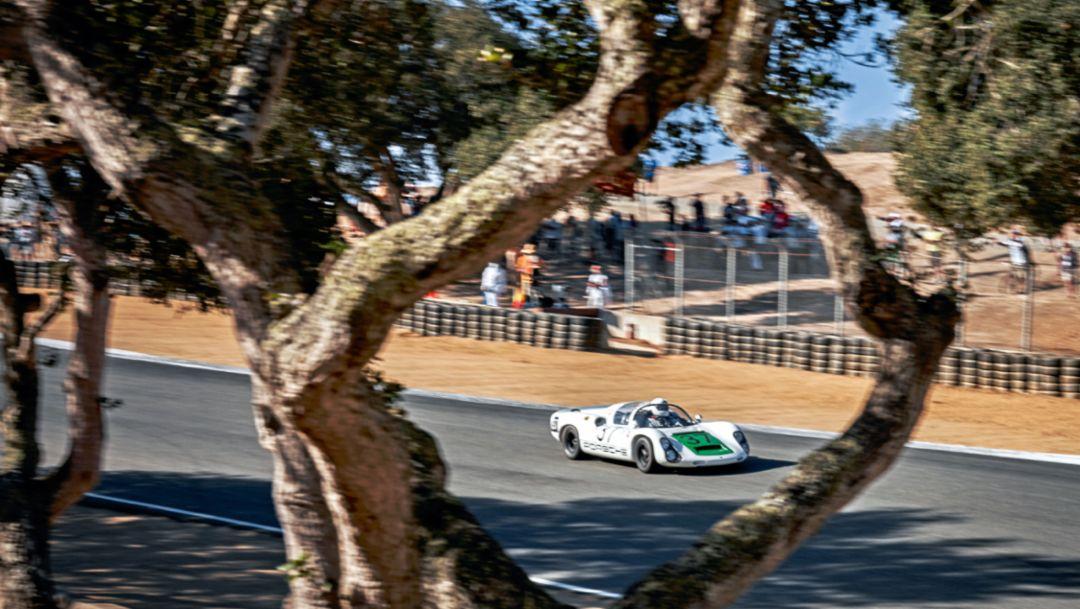 910, 赛车和留尼汪岛, Laguna Seca Raceway, 2015, Porsche AG