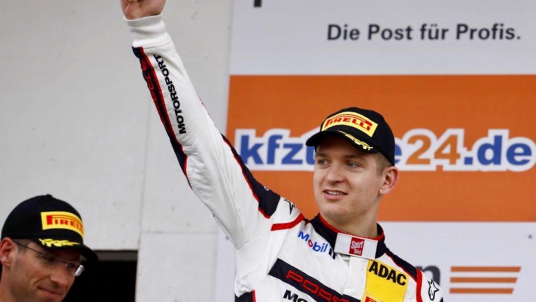 Mathieu Jaminet, Porsche Young Professional 2018, 2017, Porsche AG