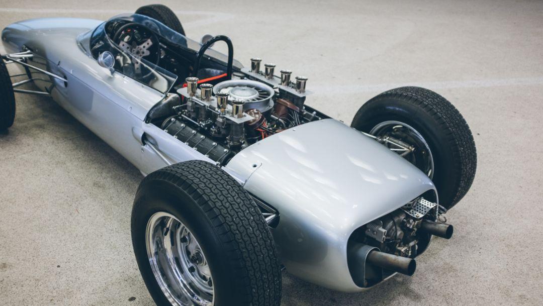 804 Formula 1 race car, 2018, Porsche AG