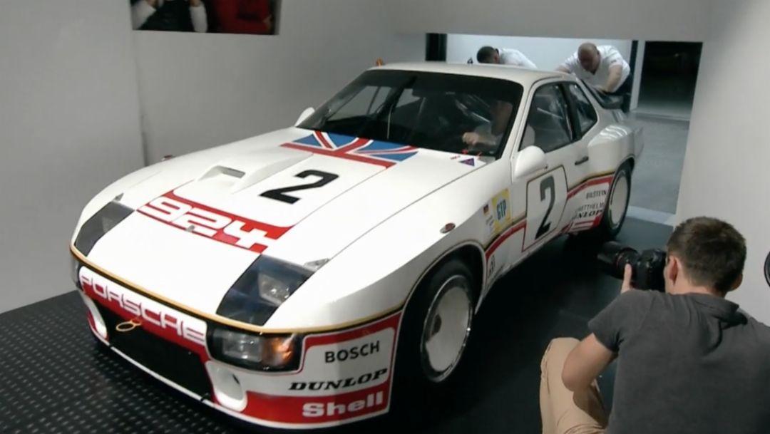 Porsche 924 GTB