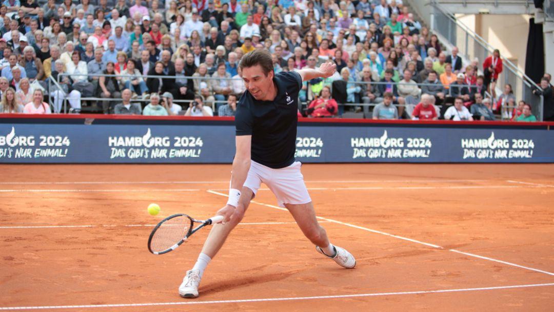 Michael Stich (GER), Tennisspieler, 2016, Porsche AG