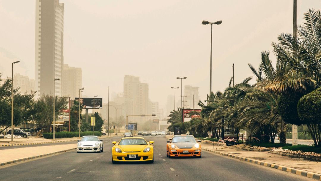 Yousef Fittiani: the Porsche enthusiast from the Gulf