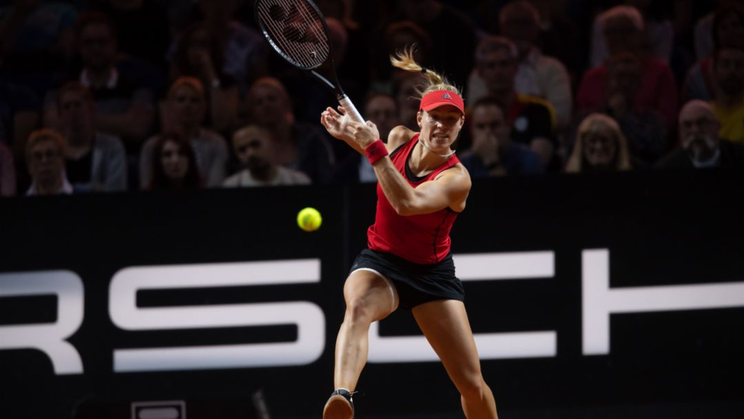 Angelique Kerber, Porsche Tennis Grand Prix, Day 6, Stuttgart, 2018, Porsche AG