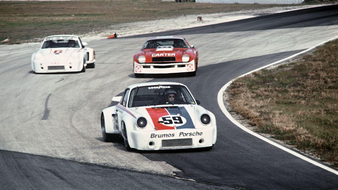 Carrera RSR, Brumos Racing,Daytona (Estados Unidos), 1973, Porsche AG