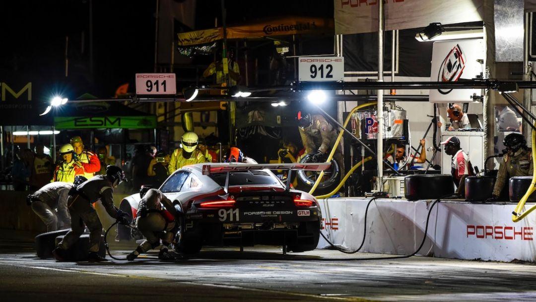 911 RSR, Porsche GT Team, Race, Braselton, 2017, Porsche AG