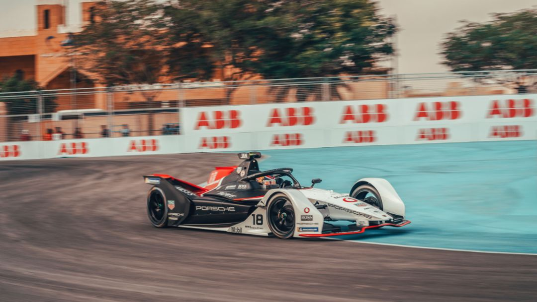 Porsche releases exclusive video documentary of its entry into Formula E