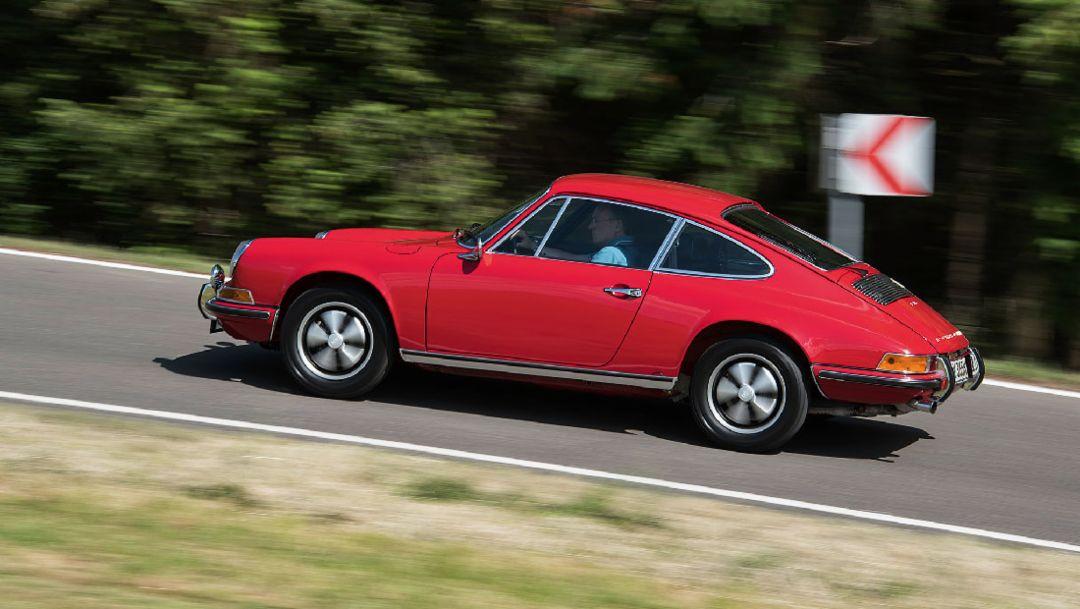 Porsche 911 S Coupé, 2018, Porsche AG