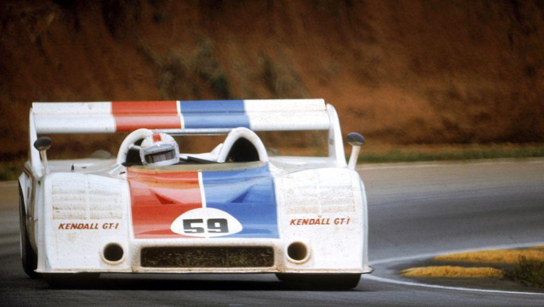 Hurley Haywood, 917 10 Spyder, Road Atlanta 1973, Porsche AG