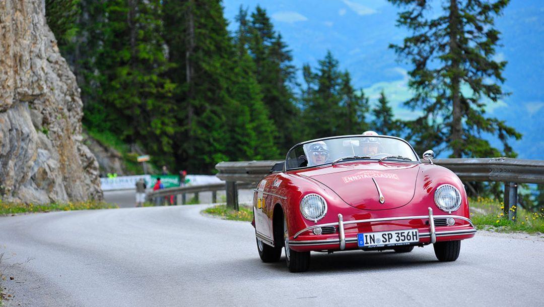 Ennstal Classic, 2014, Porsche AG