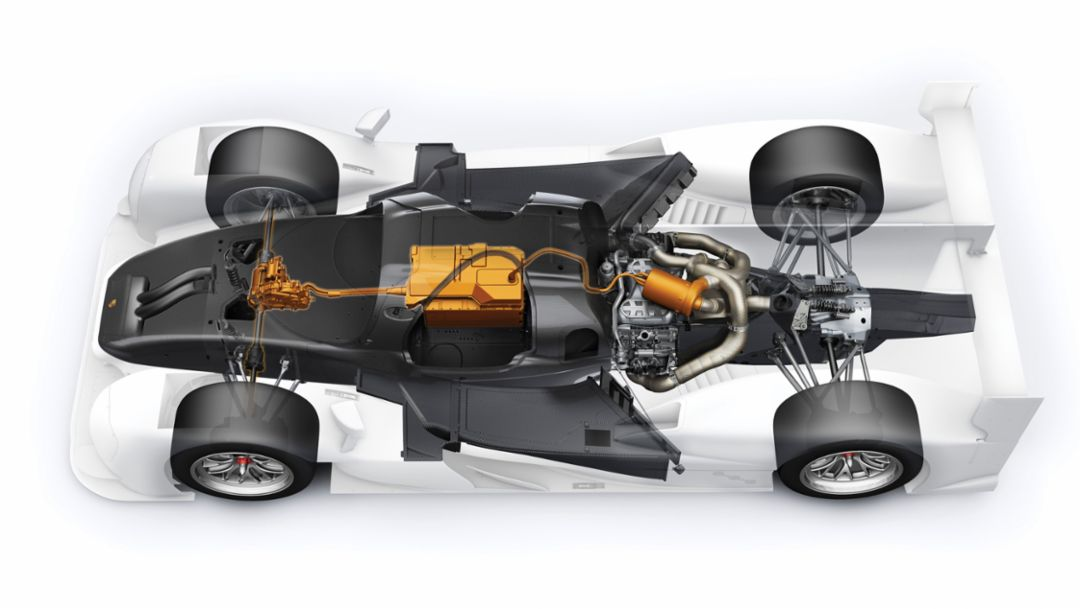 919 Hybrid, hybrid powertrain, 2016, Porsche AG