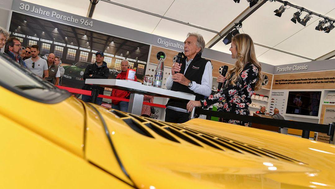 AvD-Oldtimer-Grand-Prix, Nürburgring, 2018, Porsche AG