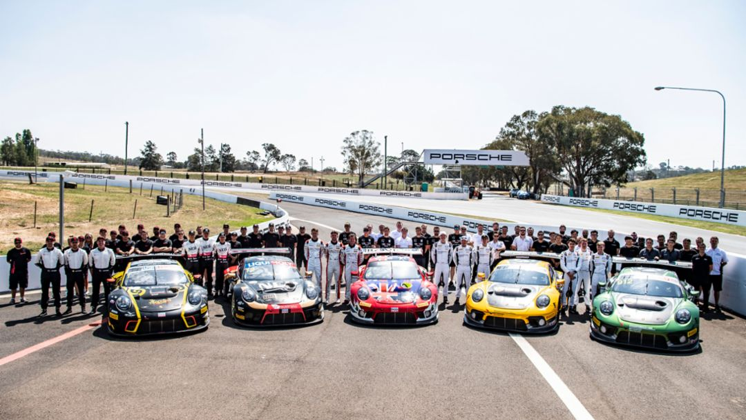 Podcast: Porsche drivers preview the 2020 Bathurst 12 Hour