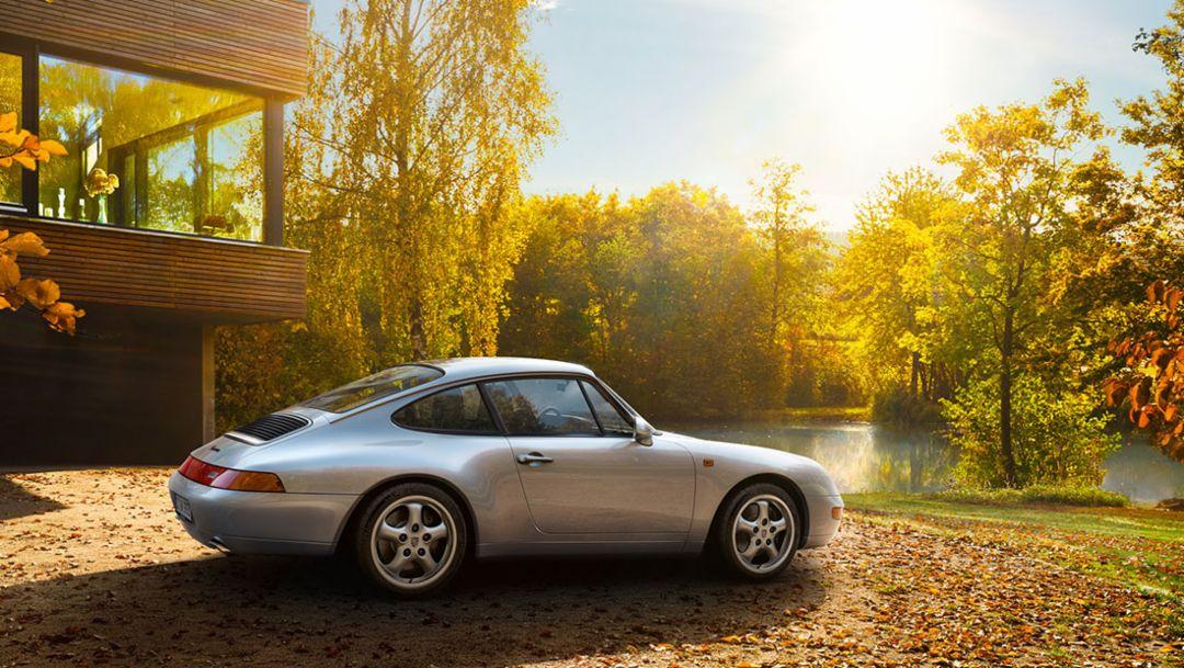 Porsche 911, Type 993, 2017, Porsche AG