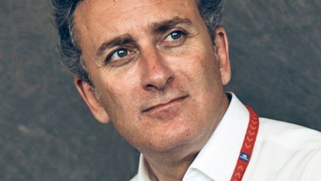Alejandro Agag, CEO Formula E Holdings, 2018, Porsche AG