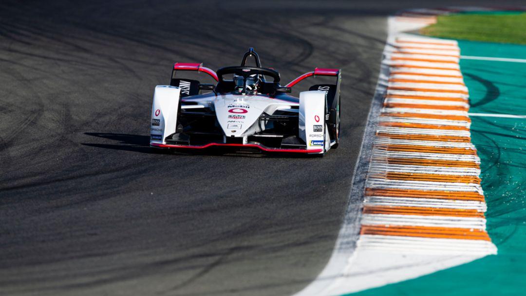 More than 5,000 test kilometres of preparation for maiden Formula E season