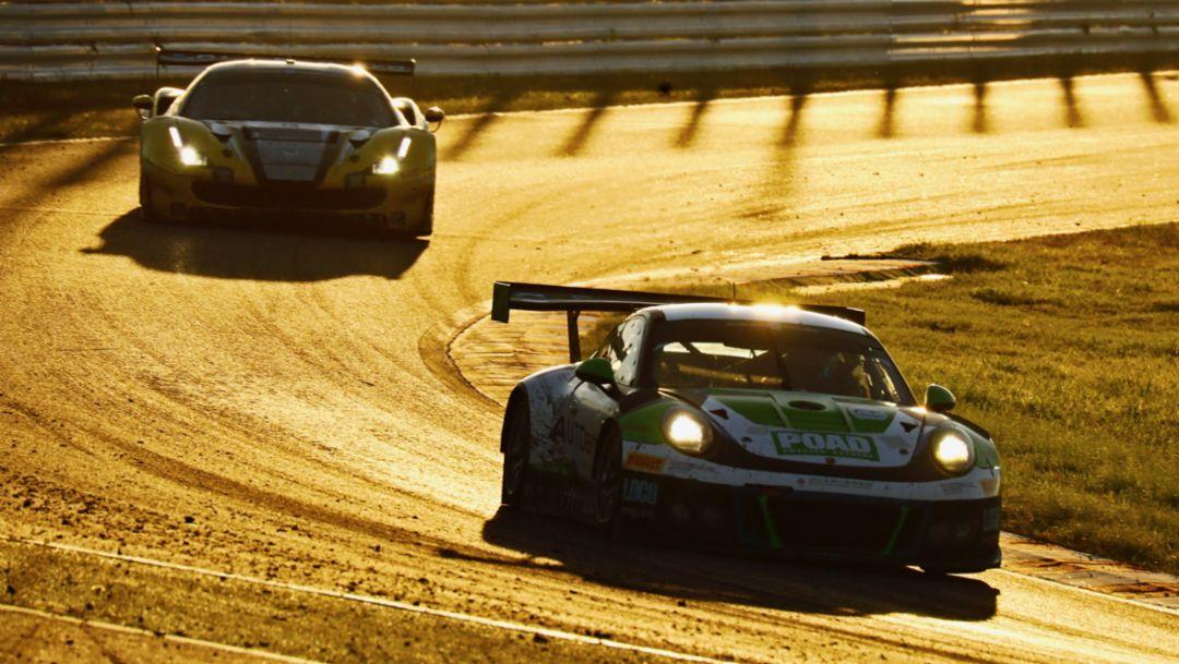 911 GT3 R, Craft-Bamboo Racing, race 3, Suzuka, 2018, Porsche AG