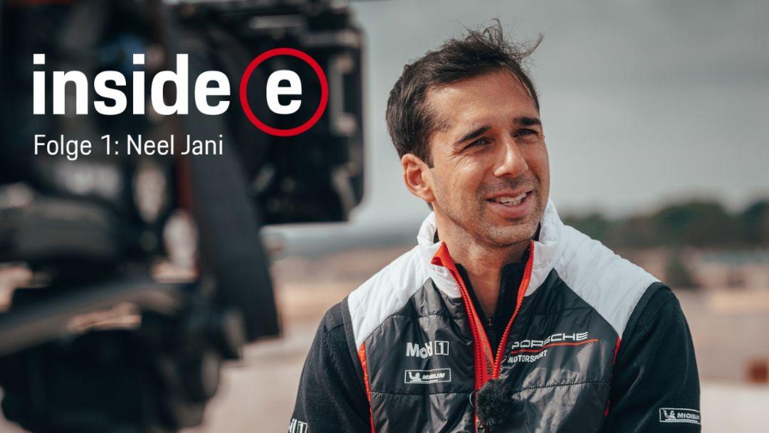 """Podcast zum Porsche Formel-E-Projekt: """"Inside E"""" geht an den Start"""