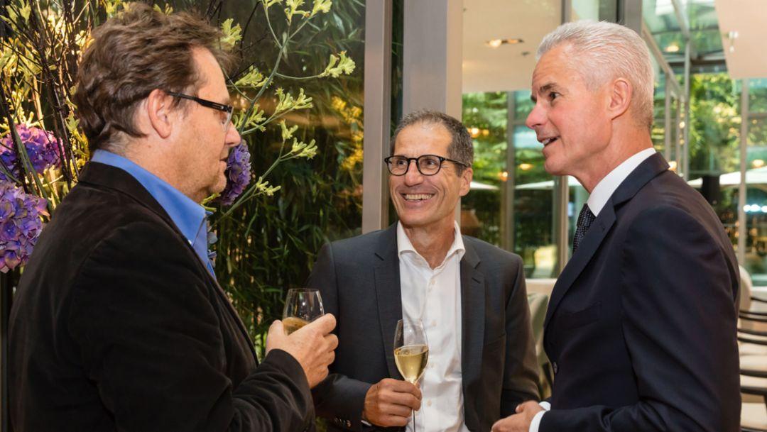 Unternehmer-Dinner, Berlin, 2018, Porsche Consulting GmbH