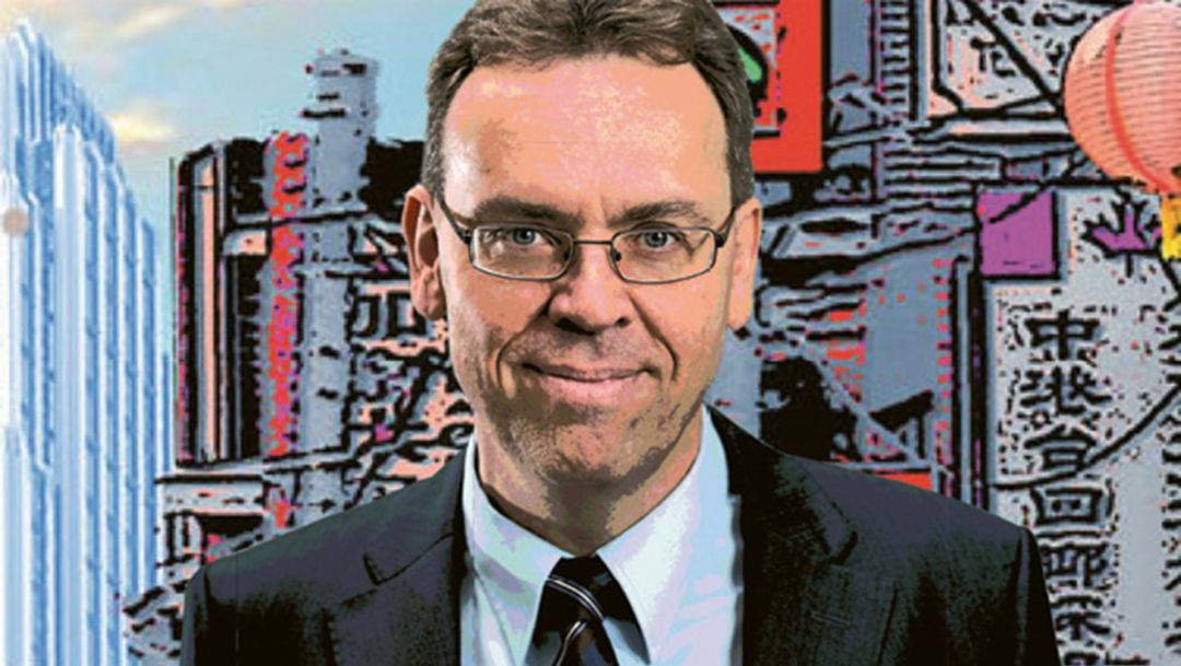 Prof. Dr. Sebastian Heilmann, Founder Mercator-Institute, 2016, Porsche Consulting GmbH