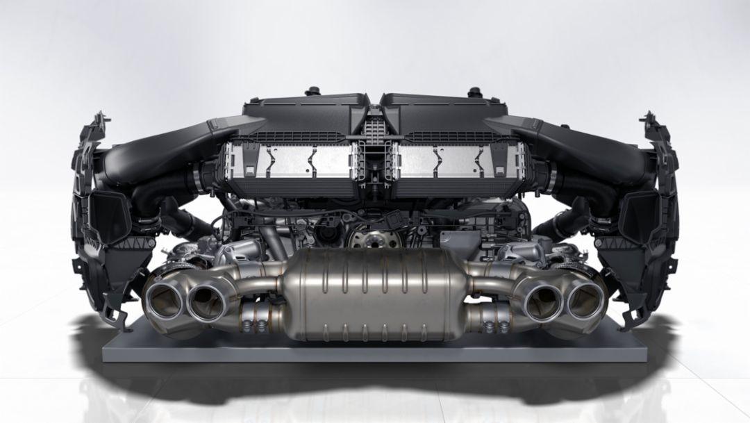 Sechszylinder-Boxermotor, 2019, Porsche AG