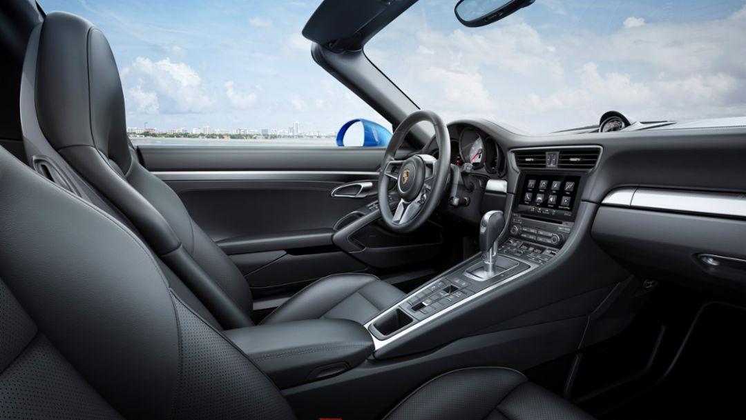 PCM, 2015, Porsche AG