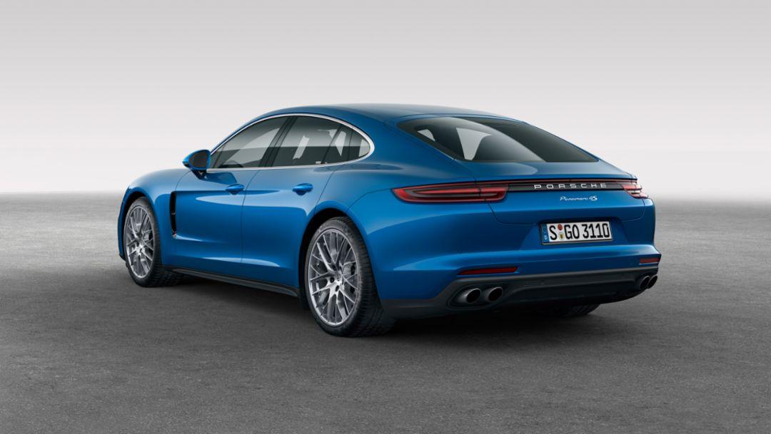 Panamera 4S, 2016, Porsche AG