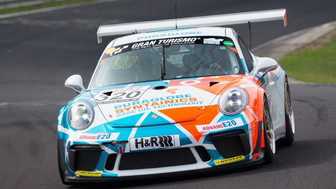 911 GT3 Cup, Nürburgring, 2018, Porsche AG