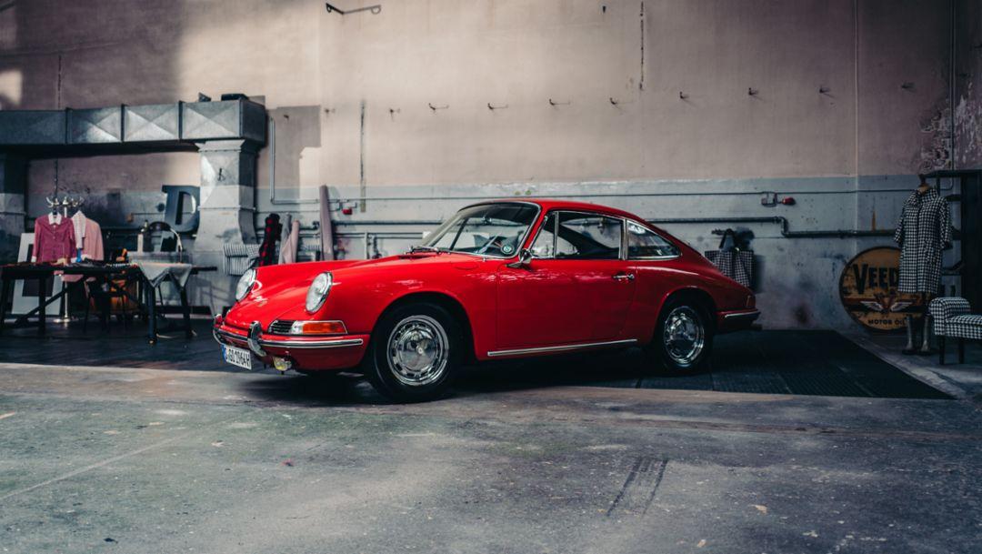 Los diseños de tapicería más célebres de Porsche