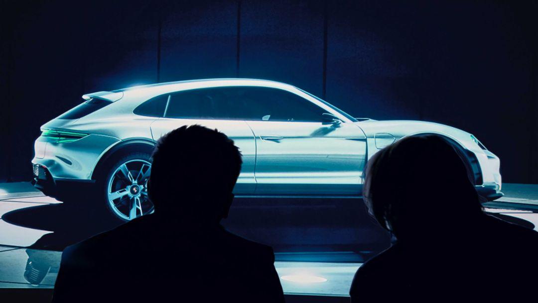 Mission E Cross Turismo, Weissach, 2018, Porsche AG