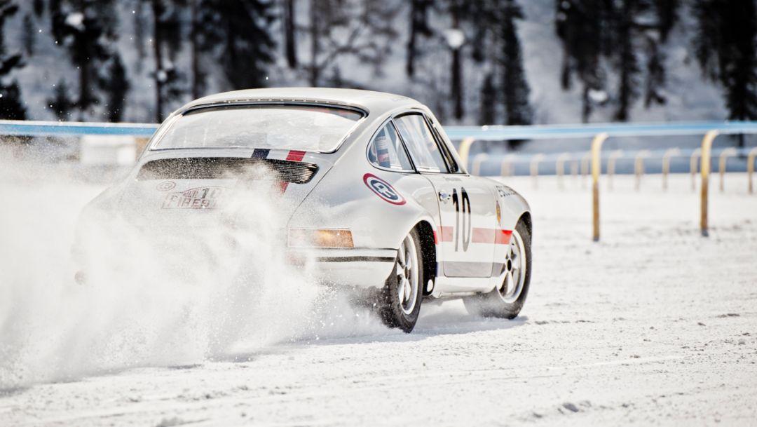 911 ST, St. Moritz, 2018, Porsche AG