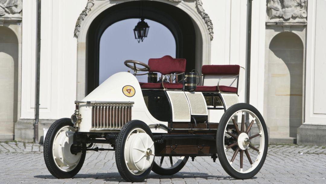 120 Jahre Elektromobilität auf der Retro Classics
