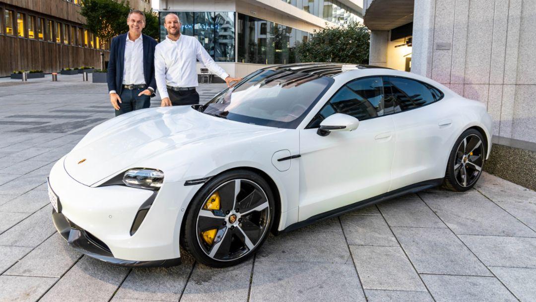 Aksel Lund Svindal named Porsche brand ambassador