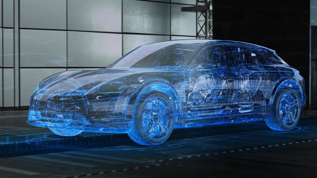 Taycan Cross Turismo, 2018, Porsche AG