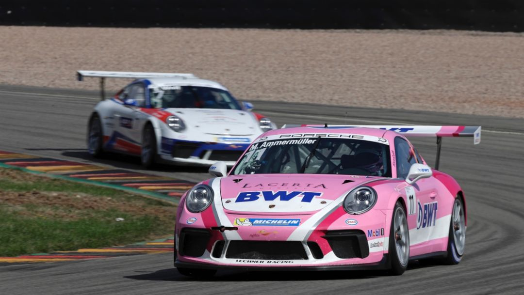 911 GT3 Cup, Porsche Carrera Cup Deutschland, race 12, Sachsenring, 2018, Porsche AG
