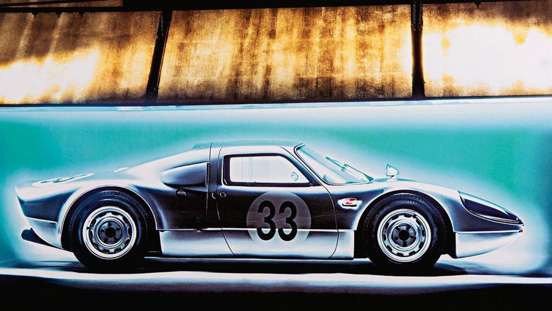 904 Carrera GTS, 1964, Studio Orel